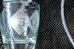 Laser-engraved-glass-branding collateral-laser-mafia-Vero-Beach
