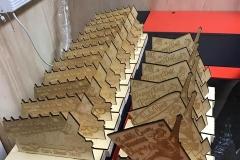 Laser-engraved-wooden-trophies Laser Mafia, Vero-Beach